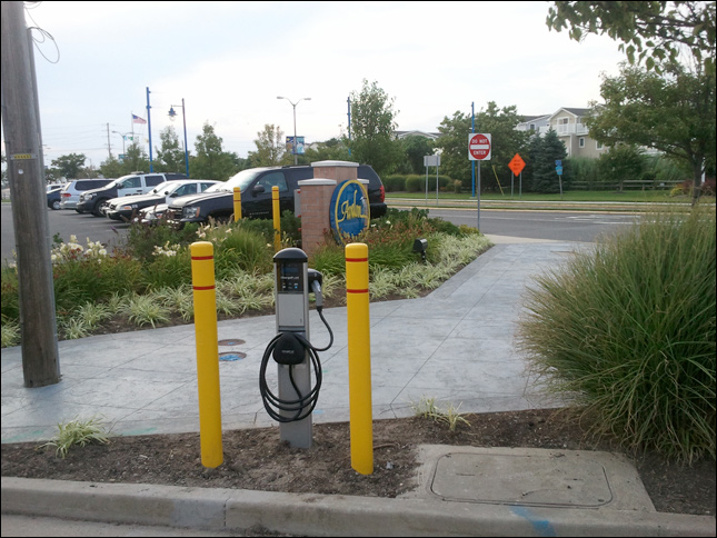 Vehicle Charging Station Avalon NJ